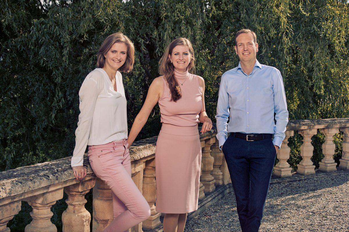 Cornelia Moser, Daniela Prattes, Helmut Prattes
